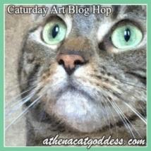 Caturday Art Blog Hop